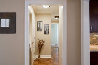 Hallway in Apartment