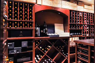 Fine Woodworking Wine Racks