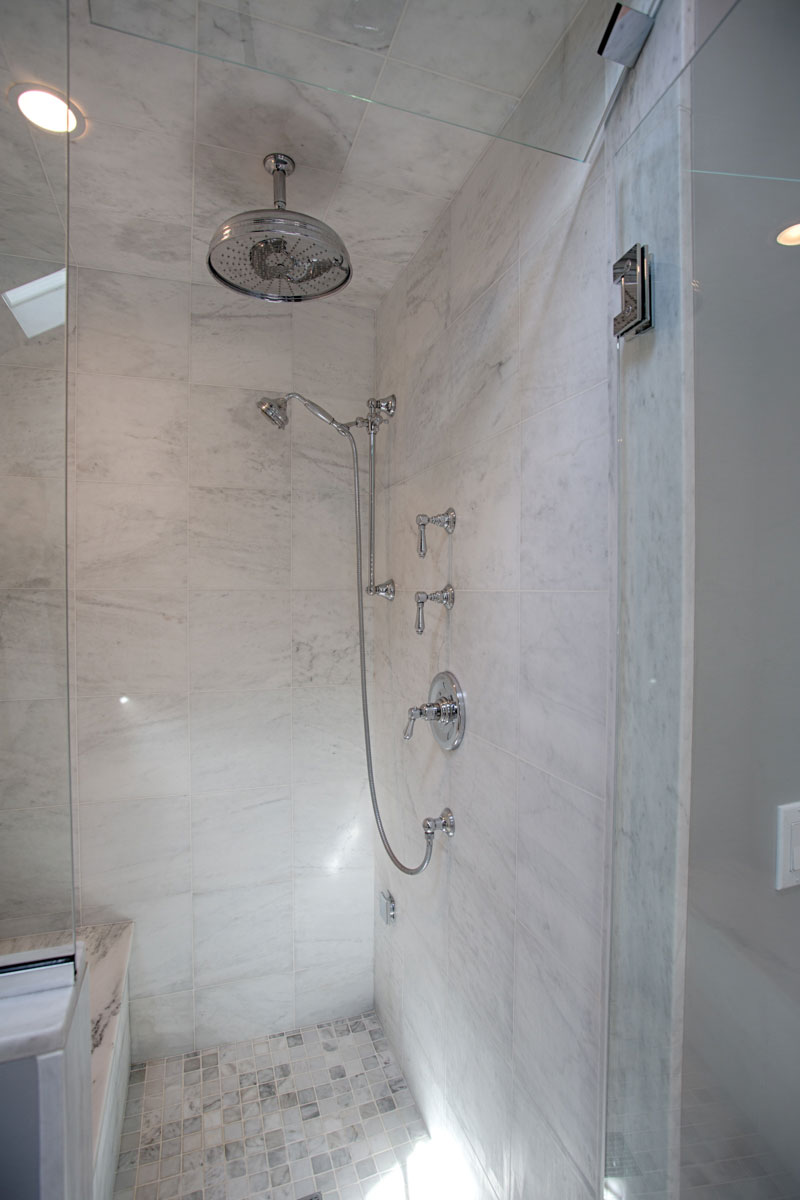 Steam Room Shower